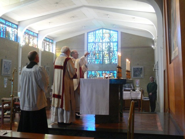 First Chichester Mass May 2014 d