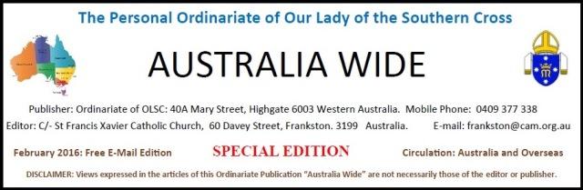 Australia-wide - Feb 2016 Special